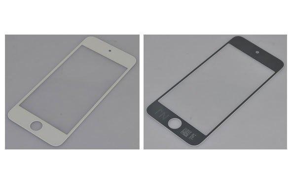 In Bildern: Kamera-Module des iPhone 5, Front des neuen iPod touch