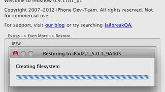 iOS 5.1.1 Downgrade: Neue redsn0w-Version angekündigt