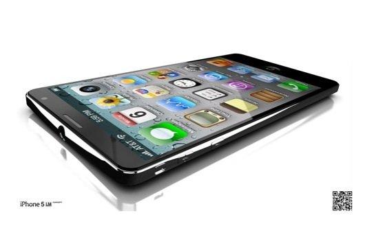 iPhone 5 in LiquidMetal sieht gut aus