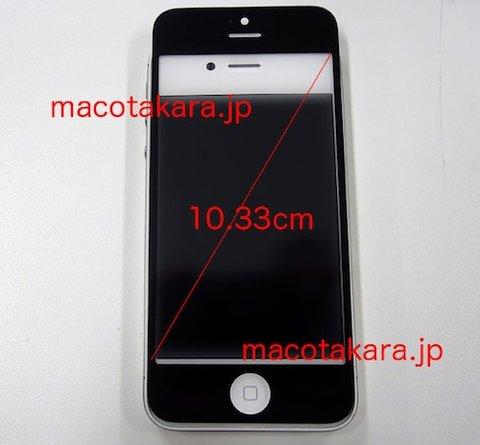 iPhone 5 Panel