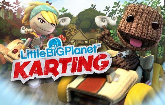 LittleBigPlanet Karting: Der Teufel fährt Go-Kart