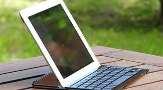 iPad-Tastatur im Test: Logitech Ultrathin Keyboard Cover