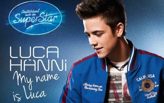 """Luca Hänni: """"My Name Is Luca"""", Debüt-Album auf Platz 2 der Charts, Tourdates"""