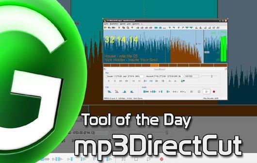 mp3DirectCut Video Tutorial
