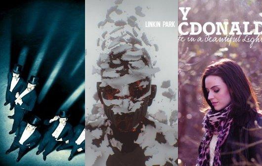 Neue Platten im Juni 2012: Linkin Park, Amy Macdonald, Maximo Park... und mehr