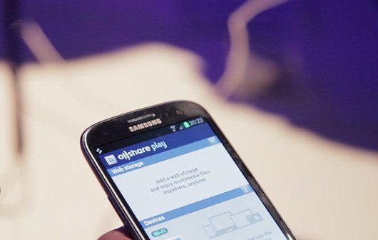 Samsung Galaxy S3 - Weiteres Unboxing plus Gerätevergleich