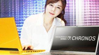 "Samsung launcht Gamer-Notebooks ""Series 7"""