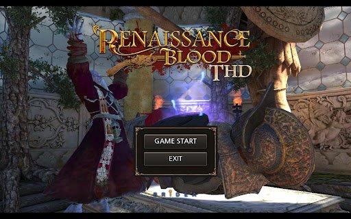 Renaissance Blood THD - Neustes Tegra-Gemetzel verfügbar