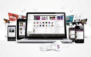 WiMP startet in Deutschland: Neuer Musikdienst will Spotify und Napster Konkurrenz machen