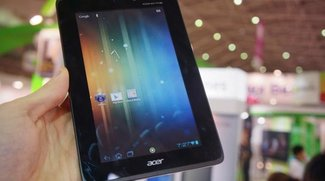 Acer Iconia Tab A110 - Low Budget - High End ab September