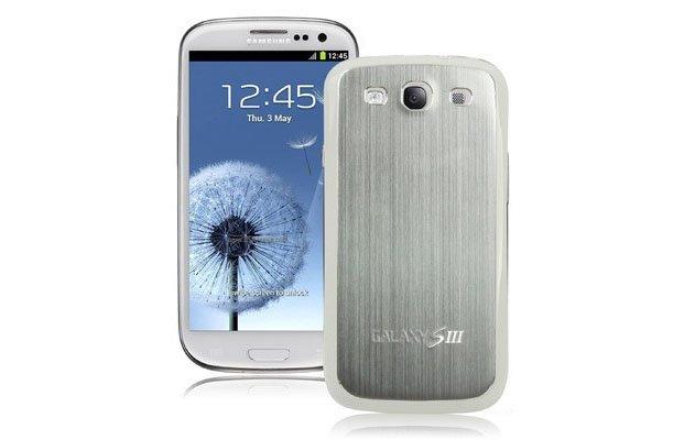 Samsung Galaxy S3: Jetzt mit einem Aluminium-Akkudeckel austatten