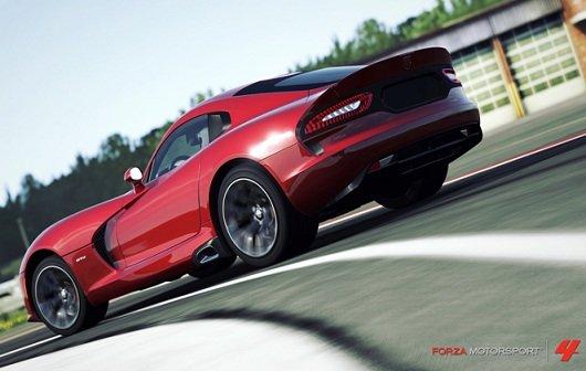 Forza Motorsport 4: Kostenloser DLC bringt Dodge Viper
