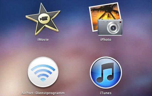 Software-Updates: iTunes 10.6.3, iPhoto 9.3, Aperture, Final Cut und andere