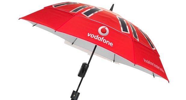 Booster Brolly - Der Solarschirm von Vodafone