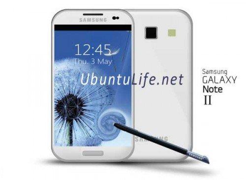 Samsung Galaxy Note 2 - Vorstellung auf der IFA?