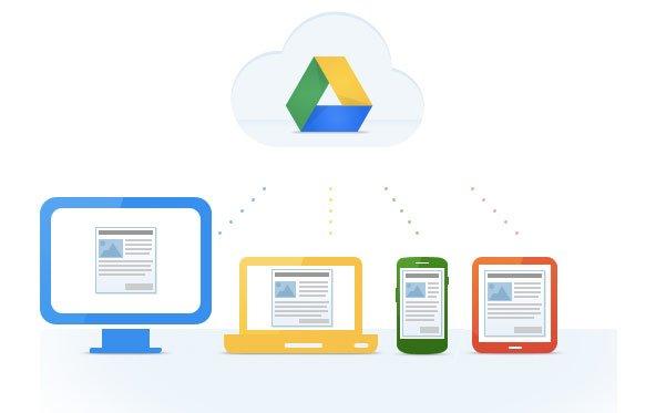 Google Drive ab sofort für iPhone, iPad und iPod touch verfügbar