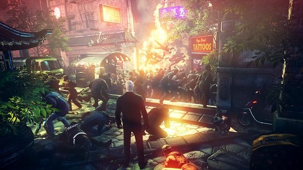 Hitman - Absolution: 18 Minuten Gameplay vom Contracts Mode