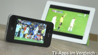 EM Livestream auf iPhone & iPad: Apps im Test