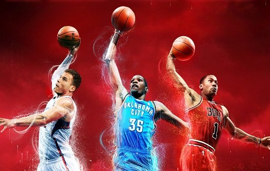 NBA 2K13: Slam Dunks und das All-Star Game im Trailer