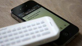 i-Control: Keyboard und Fernbedienung für iPhone