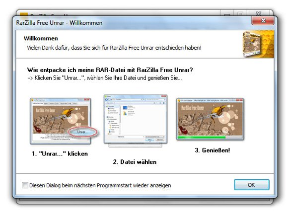 RarZilla-Free-Unrar