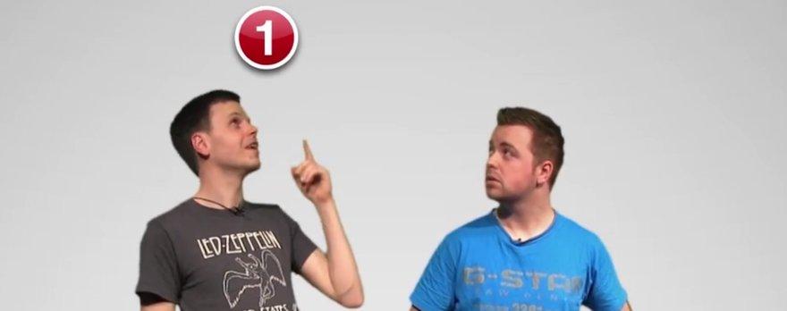 Apple iOS 6 vs. Android 4.0 Slide