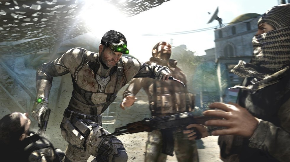 Splinter Cell - Blacklist: Sam Fisher schleicht auch bei Nacht