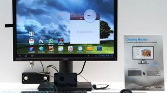 ASUS Docking Monitor für das Padfone vorgestellt