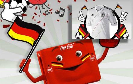 Noch kein Trikot? Coke verlost DFB-Trikots. Jetzt mitmachen!