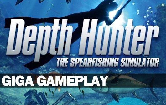 Depth Hunter - Speerfisch-Simulator - GIGA Gameplay