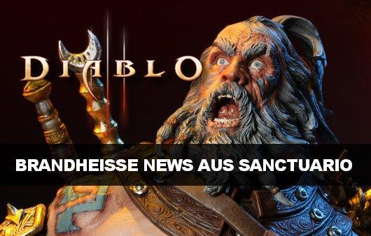 Diablo 3: Hardcore-Sterbewelle, teures Gold und Mehr aus Sanctuario