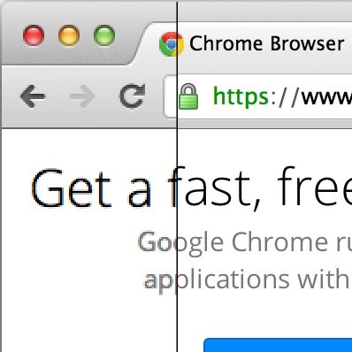 Google Chrome: Retina-Version ist in Arbeit