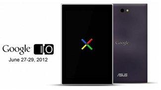 Asus Nexus Tablet - die Spuren verdichten sich