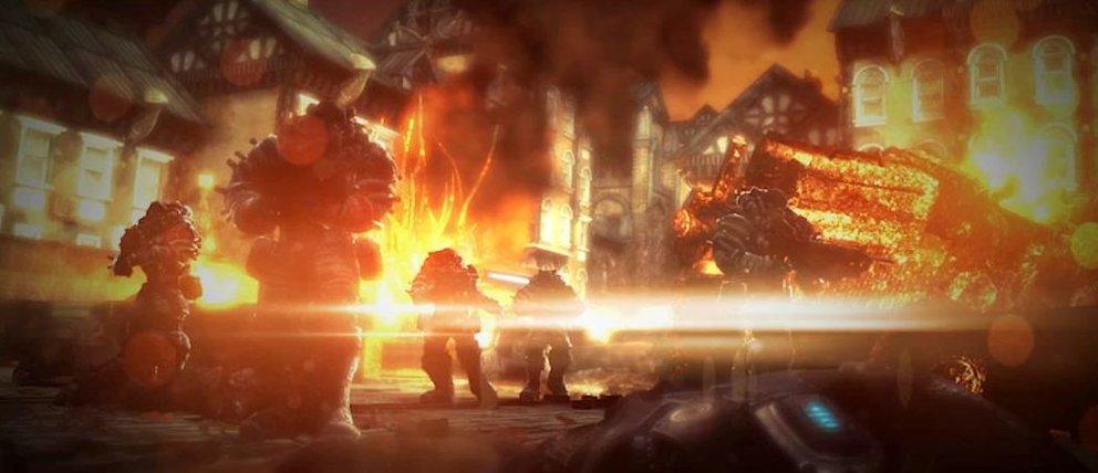 Gears of War - Judgment: Release-Termin und Video zum OverRun Mode