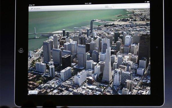 iOS-6-Karten: Apple wirbt Google-Maps-Mitarbeiter ab