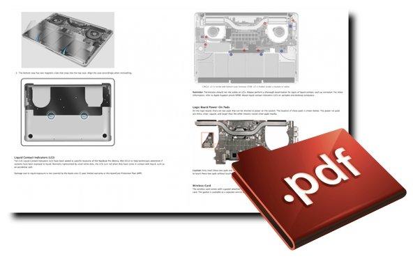 MacBook Pro Retina: Reparatur-Anleitung zum Download