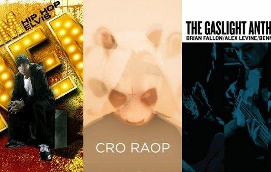 Musik-Vorschau: Die wichtigsten Platten im Juli mit Cro, Gaslight Anthem, Eminem - mit Spotify-Playlist