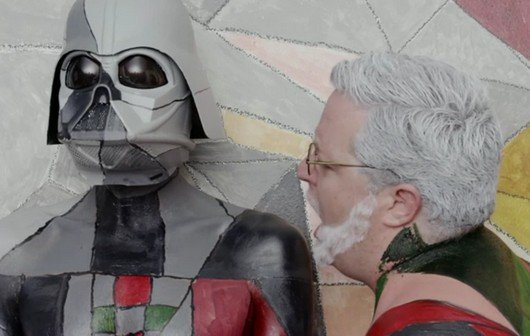 """Gotye-Cover: """"The Star Wars That I Used To Know"""""""