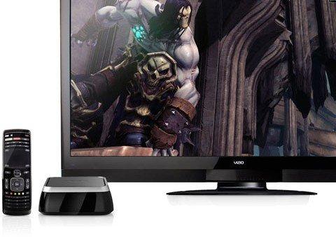 Vizio Google TV Box mit OnLive ab Juli verfügbar
