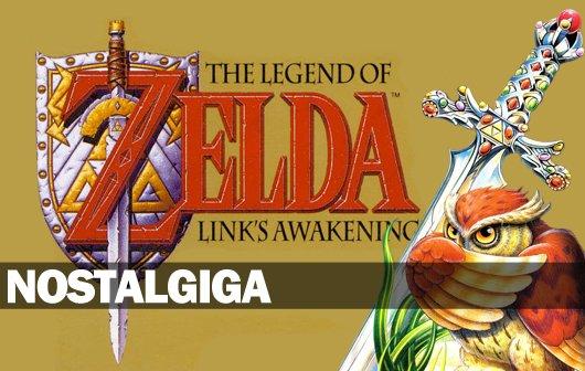 NostalGIGA - The Legend of Zelda: Link's Awakening