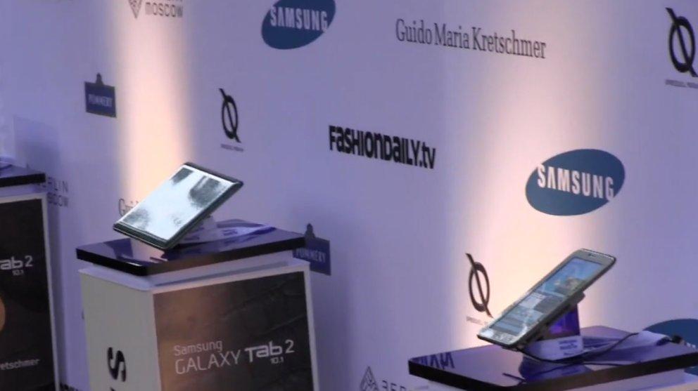 Samsung Designer Event in Berlin