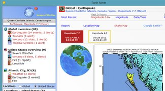 Earth Alerts Download