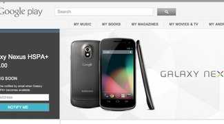 Das Galaxy Nexus ist in den USA wieder erhältlich