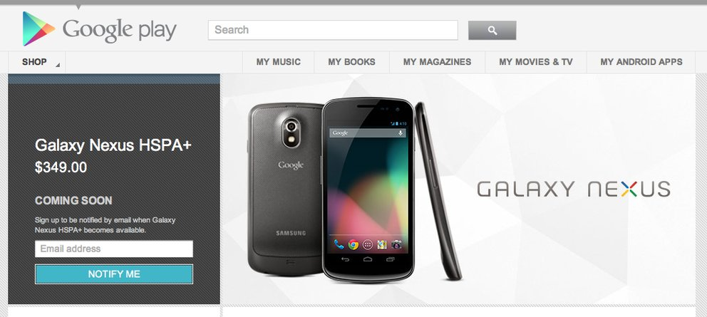 Patentkrieg: Berufungsgericht hebt Galaxy-Nexus-Verkaufsverbot auf