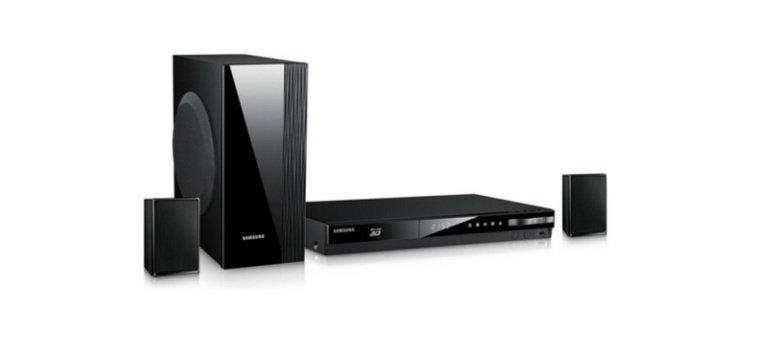 Samsung 3D-Blu-ray-Heimkinosystem für 179 Euro bei Amazon