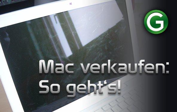 Anleitung: Macs für den Verkauf vorbereiten