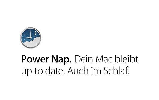 MacBook Air: Update reicht Power Nap für Mountain Lion nach