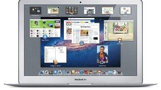 Neue MacBooks: Apple veröffentlicht Software-Update