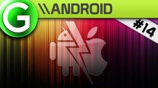 Android vs. Apple: Google Now, defekte Apps und Galaxy-Nexus-Verbot