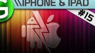 Android vs. Apple: iPhone 5, Galaxy-S3-Gewinnspiel und OUYA + Outtakes